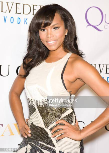 LeToya Luckett attends the 2nd Annual Mary J Blige Honors Concert at Hammerstein Ballroom on May 1 2011 in New York City