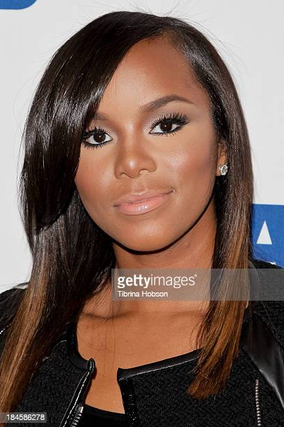 LeToya Luckett attends the ASCAP's 5th annual 'Women Behind The Music' series at Bardot on October 8 2013 in Los Angeles California