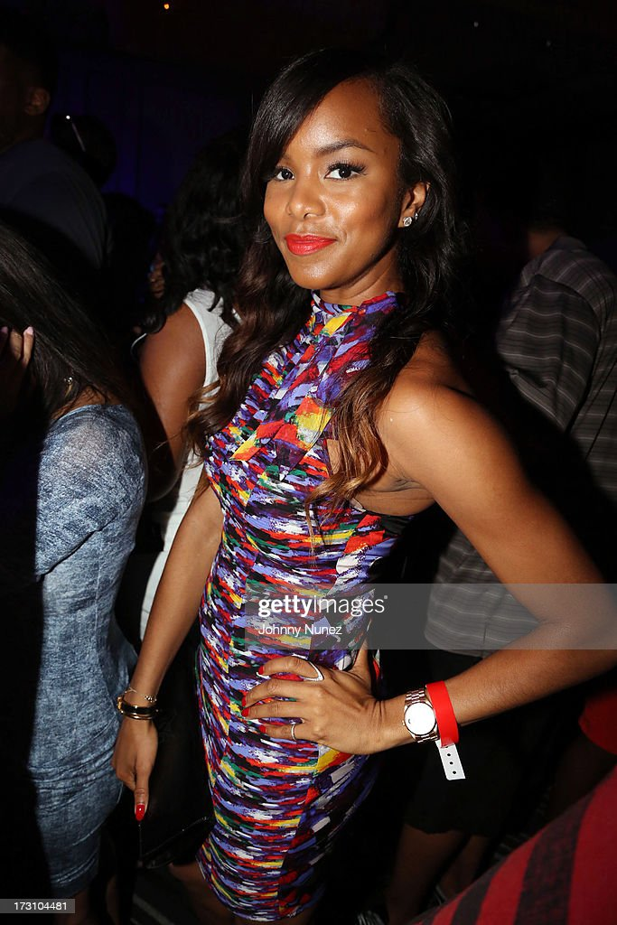 LeToya Luckett attends the Essence Day party at the W New Orleans on July 6, 2013 in New Orleans, Louisiana.
