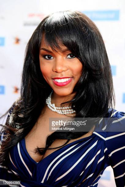 Letoya Luckett formerly of Destiny's Child during Chrysler Financial and HipHop Summit Action Network Present 'Get Your Money Right' Financial Summit...