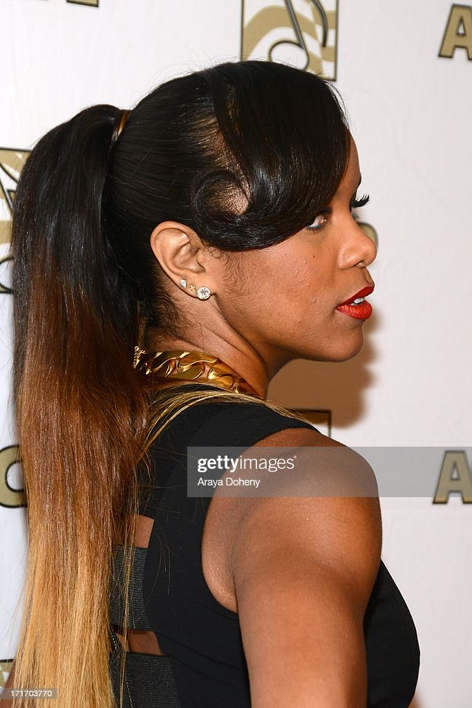 LeToya Nicole Luckett attends The American Society of Composers, Authors and Publishers (ASCAP) 26th Annual Rhythm & Soul Music Awards at The Beverly Hilton Hotel on June 27, 2013 in Beverly Hills, California.