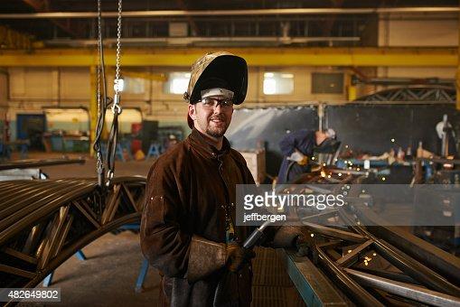 Let's get welding