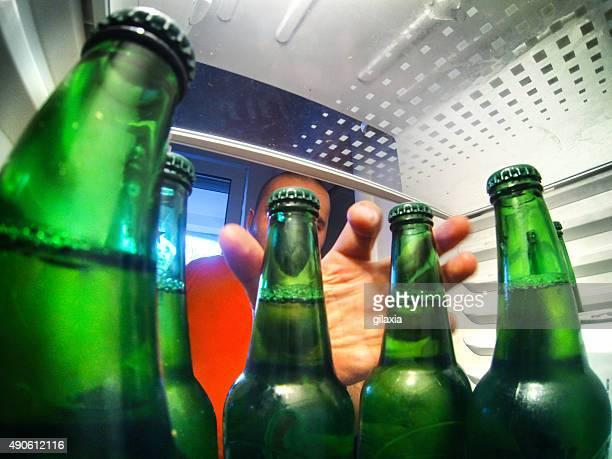 Vamos ter uma cerveja.