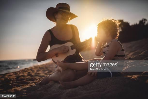 Permet de chanter ensemble