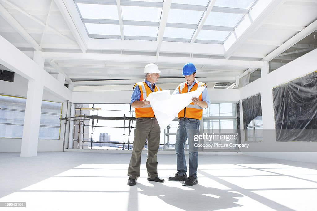 Let's stick to the plan : Stock Photo