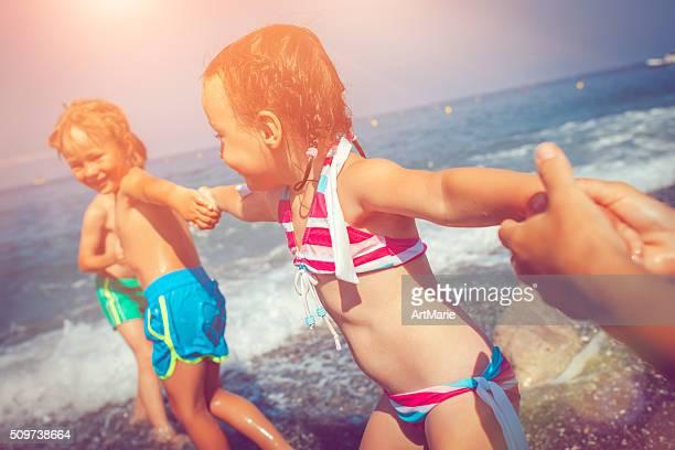 Let's Schwimmen!