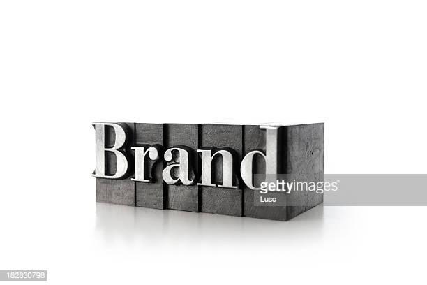 BRAND letterpress