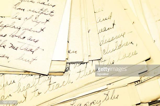 Lettres de deux