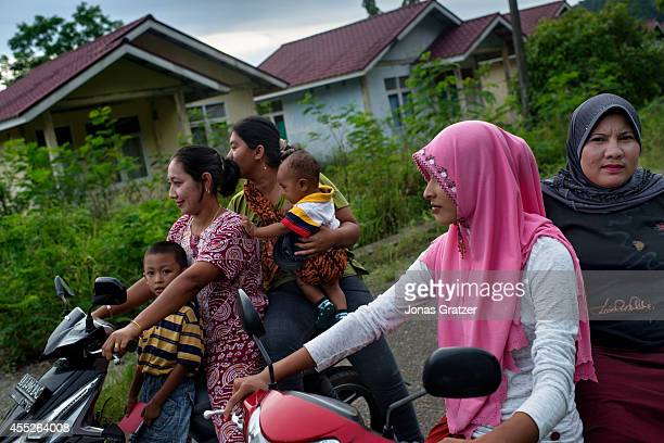 Leuping Village a few miles south of Banda Aceh was hit the hardest Only 500 people out of around 10000 survived those who did however received new...