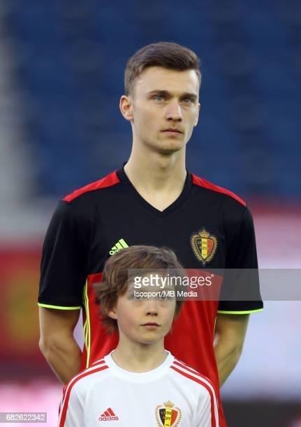 20170327 Leuven Belgium / Uefa U21 Euro 2019 Qualifying Belgium vs Malta / Bryan HEYNEN Picture by Vincent Van Doornick / Isosport