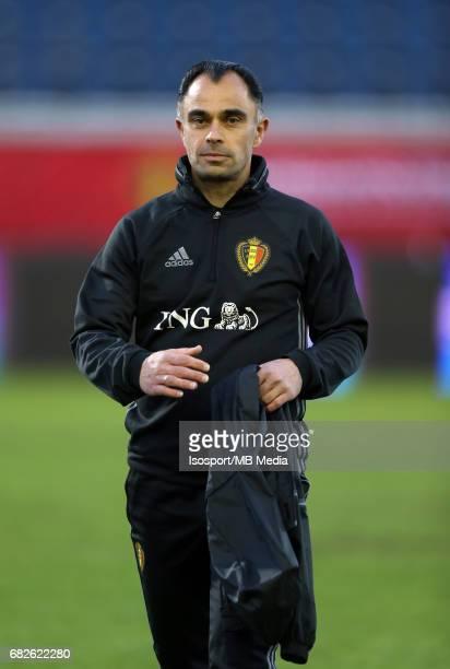 20170327 Leuven Belgium / Uefa U21 Euro 2019 Qualifying Belgium vs Malta / Johan WALEM Picture by Vincent Van Doornick / Isosport