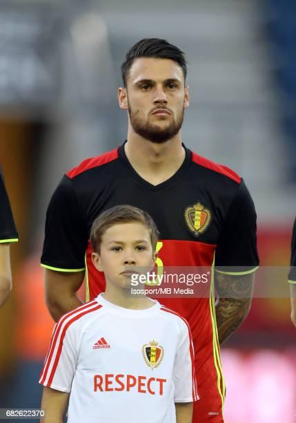 20170327 Leuven Belgium / Uefa U21 Euro 2019 Qualifying Belgium vs Malta / Mathias BOSSAERTS Picture by Vincent Van Doornick / Isosport