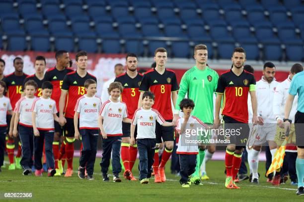 20170327 Leuven Belgium / Uefa U21 Euro 2019 Qualifying Belgium vs Malta / Nordin JACKERS Siebe SCHRIJVERS Picture by Vincent Van Doornick / Isosport