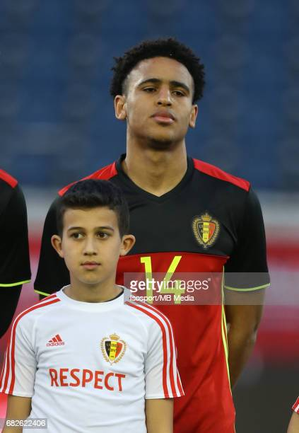 20170327 Leuven Belgium / Uefa U21 Euro 2019 Qualifying Belgium vs Malta / Ryan MMAEE Picture by Vincent Van Doornick / Isosport