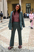 Vivetta - Front Row - Milan Fashion Week Spring/Summer...