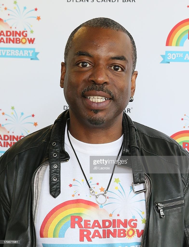 <a gi-track='captionPersonalityLinkClicked' href=/galleries/search?phrase=LeVar+Burton&family=editorial&specificpeople=241259 ng-click='$event.stopPropagation()'>LeVar Burton</a> appears at Dylan's Candy Bar on June 14, 2013 in Los Angeles, California.