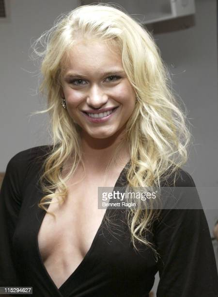 Leven Rambin during Macia Tovsky's 17th Annual Day Time Soaps PreEmmy Party April 19 2006 at Nikki Beach Manhattan in New York New York United States
