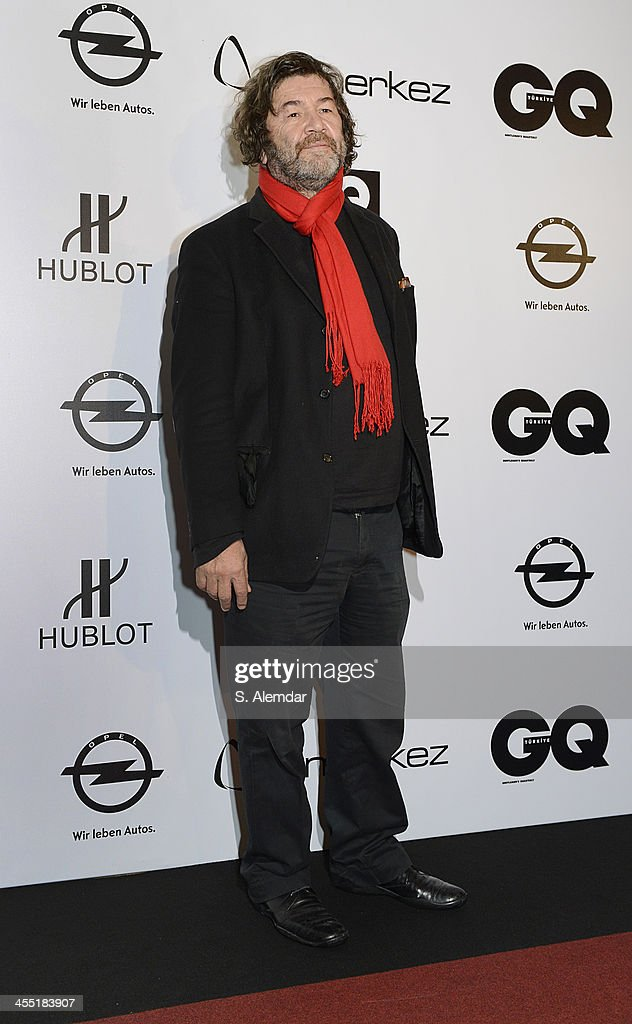 Levent Erden attends the GQ Turkey Men of the Year awards at Four Seasons Bosphorus Hotel on December 11, 2013 in Istanbul, Turkey.