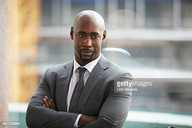 SUITS 'Leveraged' Episode 404 Pictured DB Woodside as Jeff Malone