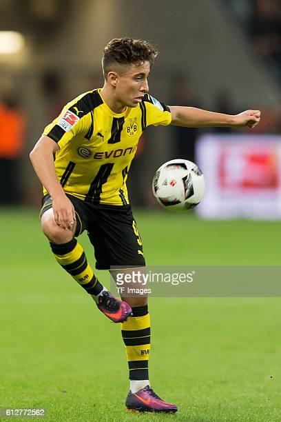 Leverkusen Germany 1Bundesliga 6 Spieltag Bayer 04 Leverkusen BV Borussia Dortmund 20 Emre Mor