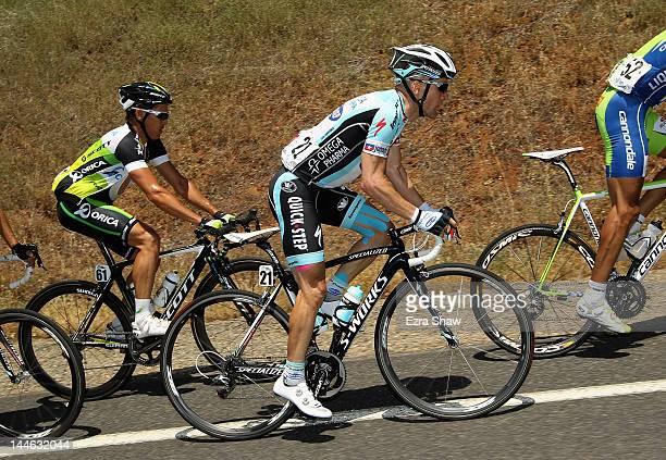 Ride Tour Of Utah Stage
