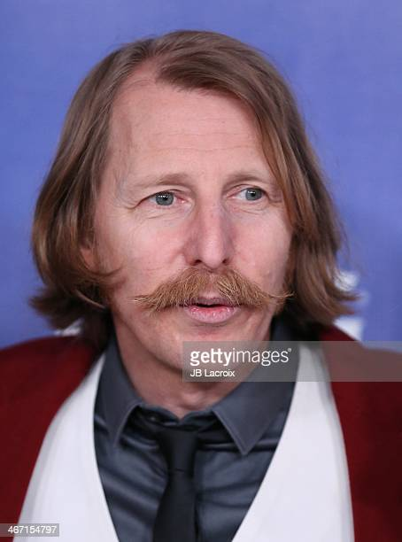 Lew Temple attends the 29th Santa Barbara International Film Festival Montecito Award held at Arlington Theatre on February 5 2014 in Santa Barbara...
