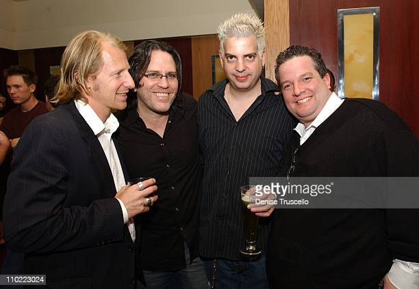 Lew Temple Kip Winger Tommy Lipnick and Jeff Beacher