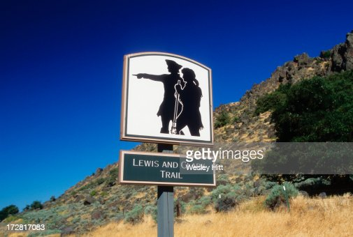 Lewis and Clark Pass   Discovering Lewis  amp  Clark    Lemhi Pass  Montana and Idaho  This one too  Followed the Lewis and