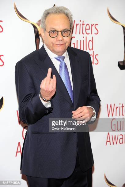 Lewis Black attends 69th Writers Guild Awards at Edison Ballroom on February 19 2017 in New York City