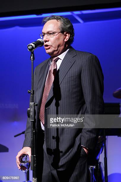 Lewis Black attends Jon Bon Jovi and Kenneth Cole Team Up For An Unforgettable Night of Fundraising At 'RSVP To Help' at Tribeca Rooftop on January...