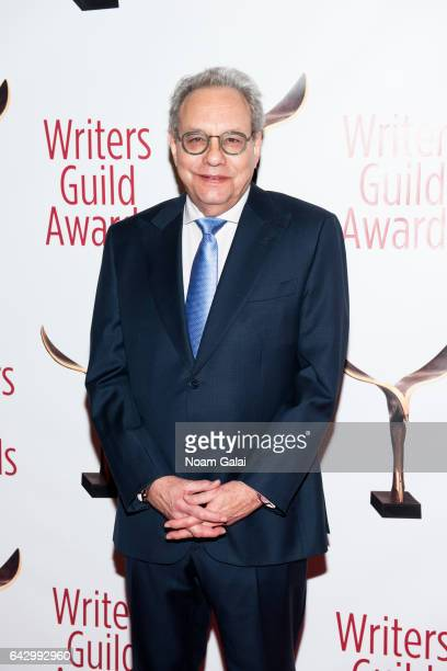 Lewis Black attends the 69th Annual Writers Guild Awards New York ceremony at Edison Ballroom on February 19 2017 in New York City