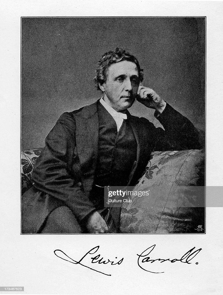Lewis Carroll Biography