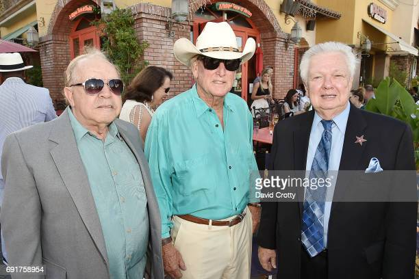 Lewis Da Silva Bill Beck and Bob Alexander attend the Palm Springs Walk of Stars honors Bianca Rae Ceremony on June 2 2017 in Palm Springs California