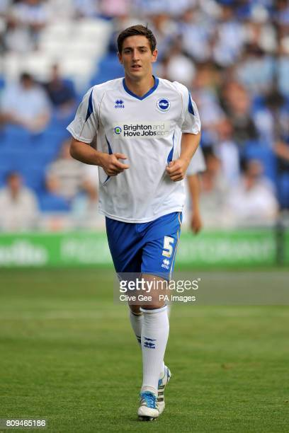 Lewis Dunk Brighton and Hove Albion
