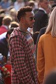 Missoni - Front Row - Milan Fashion Week Spring/Summer...
