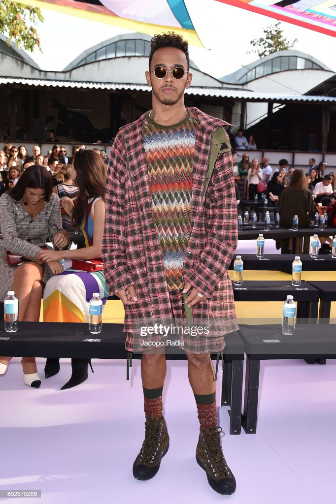 lewis-hamilton-attends-the-missoni-show-during-milan-fashion-week-picture-id852375266