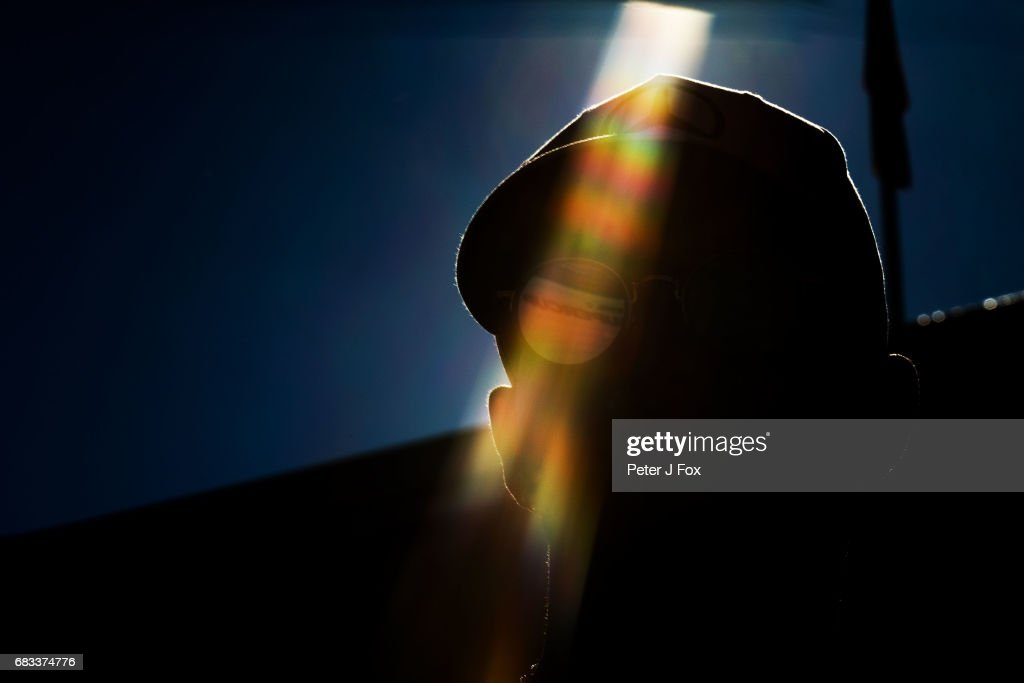 Lewis Hamilton of Great Britain and Mercedes during the Spanish Formula One Grand Prix at Circuit de Catalunya on May 14, 2017 in Montmelo, Spain.