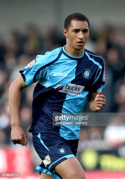 Lewis Montrose Wycombe Wanderers