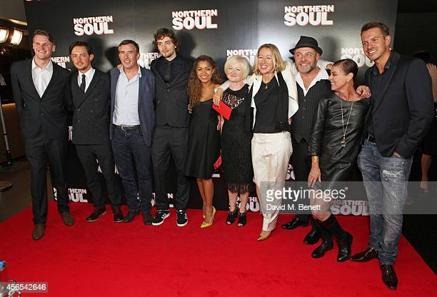 Lewis Morris Elliot James Langridge Steve Coogan Joshua Whitehouse Antonia Thomas Debbie Gray Elaine Constantine John Thomson Lisa Stansfield and...