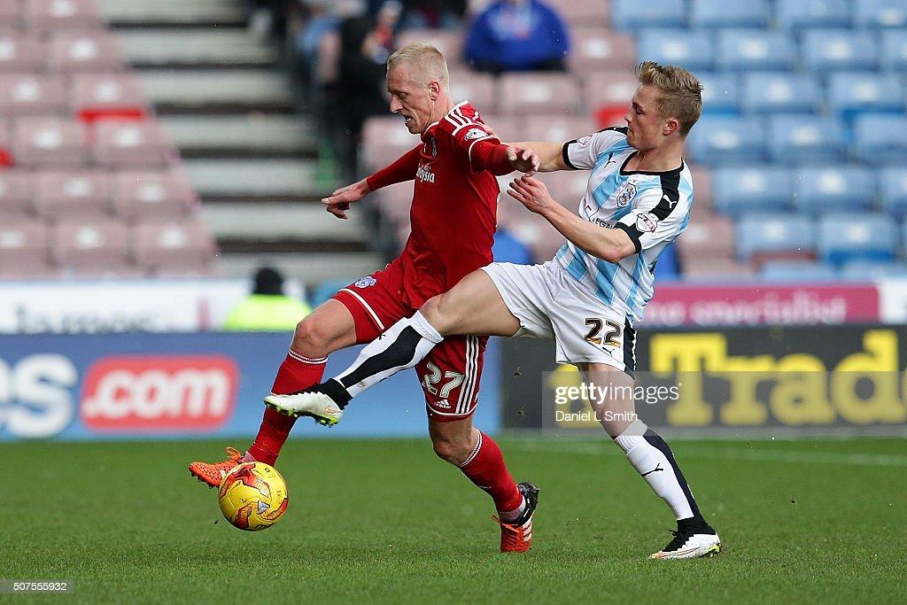 Huddersfield Town v Cardiff City   - Sky Bet Championship