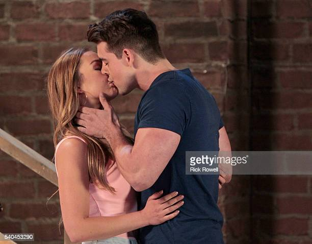 HOSPITAL Lexi Ainsworth and John DeLuca in a scene that airs the week of June 20 2016 on ABC's 'General Hospital' The Emmywinning daytime drama...