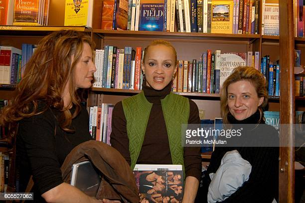 Lexi Masterson Cari Modine and Vanina Holasek attend Matthew Modine Book Signing for FULL METAL JACKET DIARY at Barnes Noble Book Store on January 4...