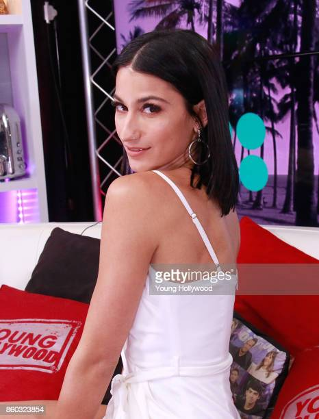 Lexy Panterra visits the Young Hollywood Studio on October 11 2017 in Los Angeles California