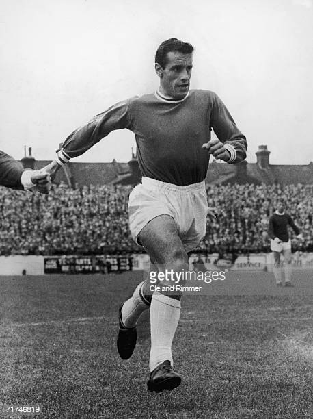 Leyton Orient defender Sid Bishop 10th September 1962
