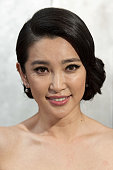 Li Bingbing attends the 'Transformers Age Of Extinction' premiere at Ziegfeld Theater on June 25 2014 in New York City