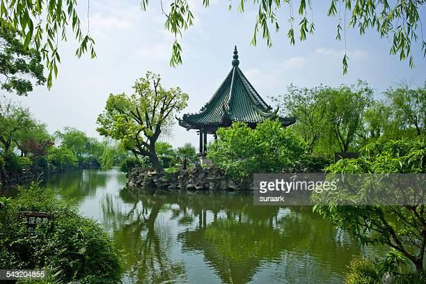 Li Garden, Wuxi, China.