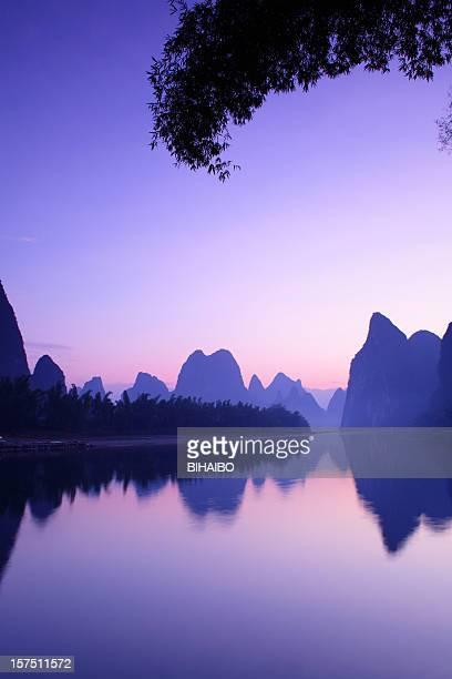 Li jing river