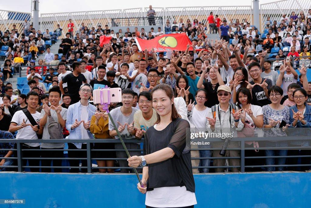 2017 Wuhan Open - Quarter Final : News Photo