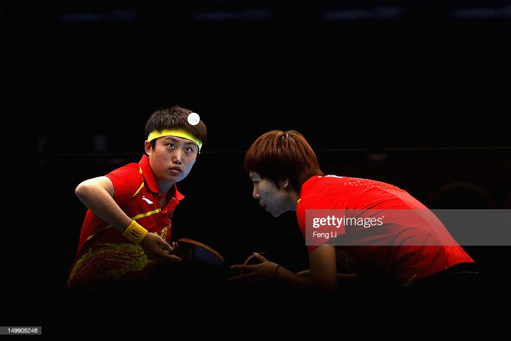 Olympics Day 10 - Table Tennis
