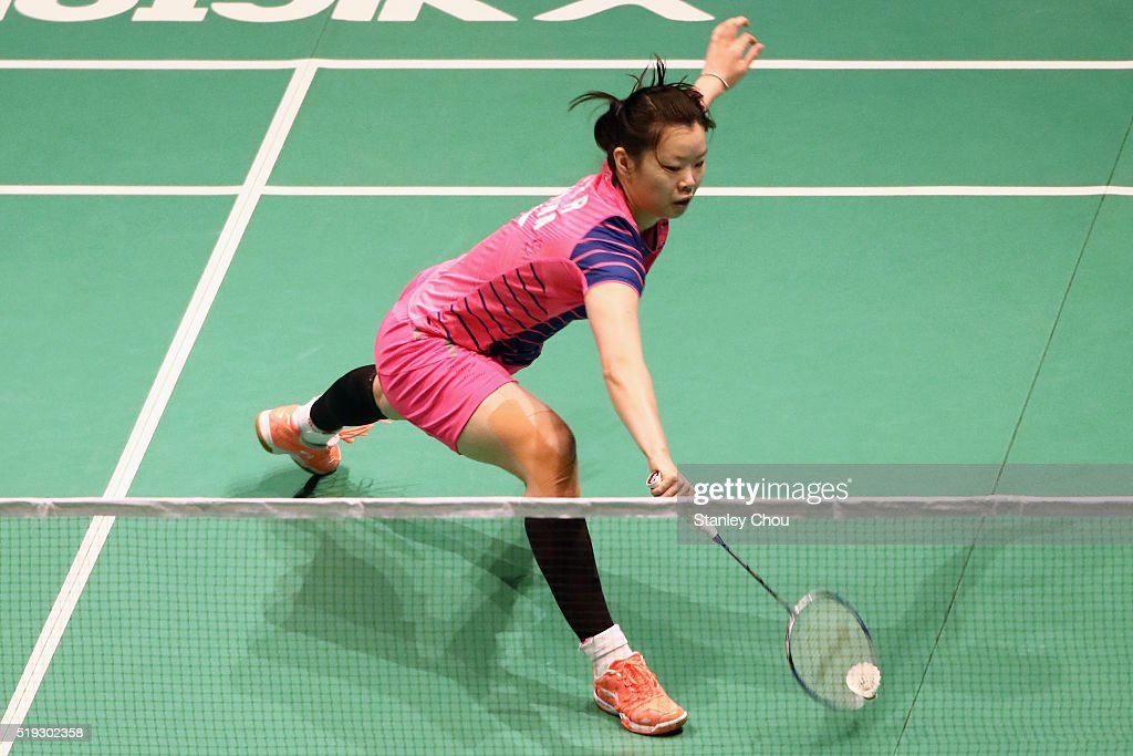 BWF World Super Series Badminton Malaysia Open - Day Two